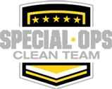 Special Ops Clean Team Logo